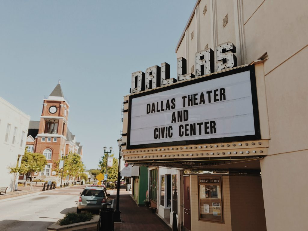 theater rentals � civic center